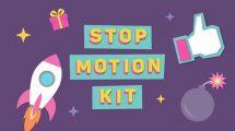 پروژه افترافکت تیزر تبلیغاتی استاپ موشن Stop Motion Explainer