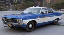 مدل سه بعدی ماشین پلیس AMC Matador Police