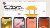 پروژه افترافکت تیزر تبلیغاتی اپلیکیشن Apps Mobile Corporate