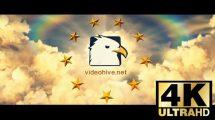 پروژه افترافکت نمایش لوگو سینمایی Cinema Movie Logo Reveal