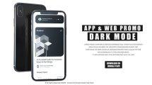 پروژه افترافکت موکاپ اپلیکیشن App Web Mockup Promo
