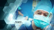 پروژه افترافکت پرزنتیشن پزشکی Medical Vision