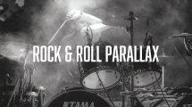 آموزش ساخت افکت پارالکس در افترافکت Rock and Roll Parallax