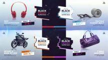 پروژه افترافکت تیزر تبلیغاتی فروش ویژه Sale Product Promo