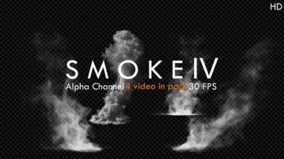 مجموعه فوتیج دود Smoke IV