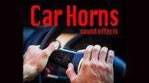 مجموعه افکت صوتی بوق ماشین Car Horns Sound Effects