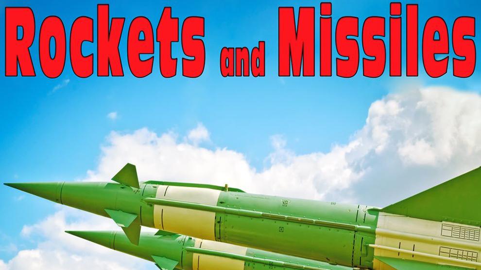 مجموعه افکت صوتی صدای موشک Rockets and Missiles Sound Effects