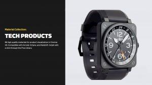 مجموعه متریال تکنولوژی Tech Products Materials