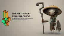 آموزش جامع زیبراش The Ultimate Zbrush Guide
