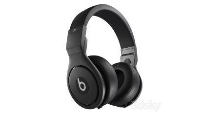 مدل سه بعدی هدفون بیتز Beats Pro Headphone