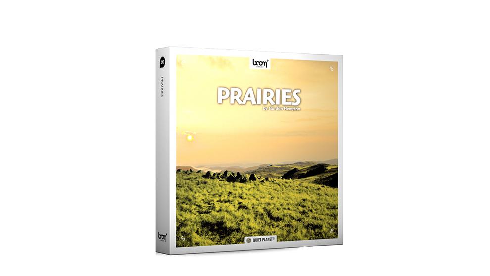 مجموعه افکت صوتی محیط طبیعی Prairies Surround Edition