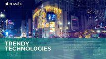 پروژه پریمیر اسلایدشو کسب و کار Business Promo Slideshow