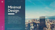 پروژه افترافکت تیزر تبلیغاتی شرکتی Corporate Promo