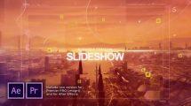 پروژه پریمیر اسلایدشو پارالکس Elegance Parallax Slideshow