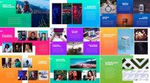 پروژه افترافکت اسلایدشو شرکتی Elegant Slideshow