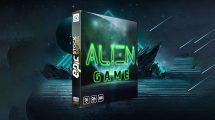 مجموعه افکت صوتی بازی با موضوع بیگانگان فضایی Alien Game