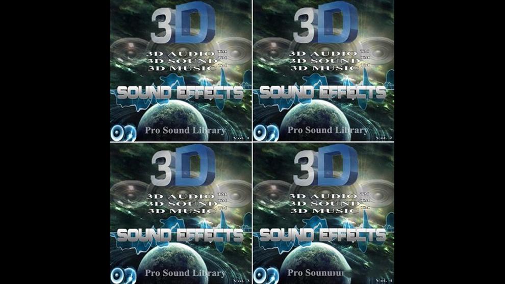مجموعه افکت صوتی Sound Effects Pro Collection