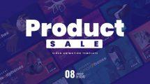 پروژه افترافکت تیزر تبلیغاتی فروش ویژه Product Promo Sale