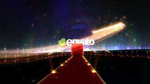 پروژه افترافکت نمایش لوگو با فرش قرمز Red Carpet Opening Title