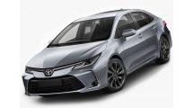 مدل سه بعدی خودرو تویوتا کورولا Toyota Corolla Serdan EU 2019