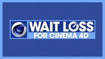 دوره آموزشی تسریع جریان کاری در سینمافوردی Wait Loss for Cinema 4D