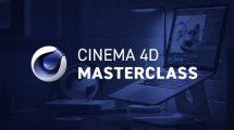 آموزش ساخت موشن گرافیک در سینمافوردی Cinema 4D Masterclass
