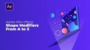 آموزش انیمیشن اشکال در افترافکت Shape Modifiers After Effects