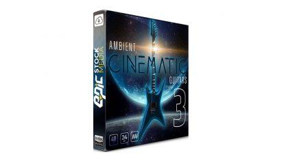 مجموعه موزیک زمینه سینمایی با گیتار Ambient Cinematic Guitars 3