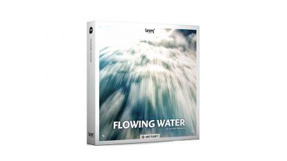 مجموعه افکت صوتی حرکت جریان آب Flowing Water