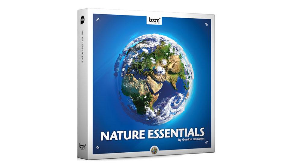مجموعه افکت صوتی محیط طبیعی Nature Essentials