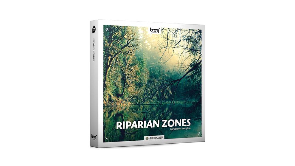 مجموعه افکت صوتی محیطی مناطق رودخانه ای Riparian Zones