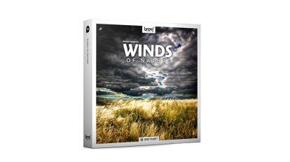 مجموعه افکت صوتی باد Winds of Nature