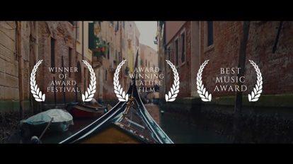 پروژه افترافکت نمایش عناوین تیتراژ فیلم Film Credit Pack