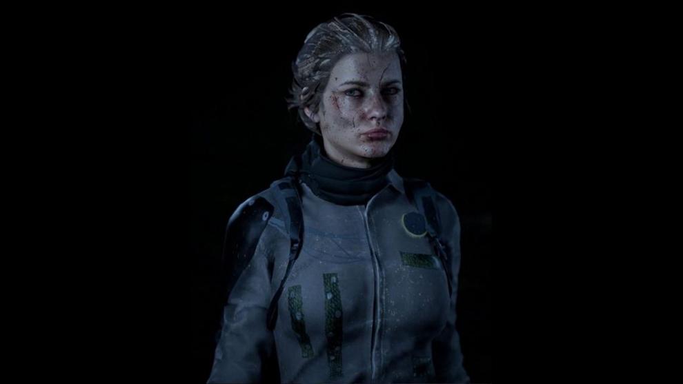مدل سه بعدی کاراکتر زن Horror Woman Character
