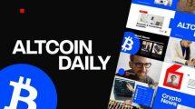 پروژه افترافکت تیزر تبلیغاتی با موضوع ارز دیجیتال Altcoin Daily