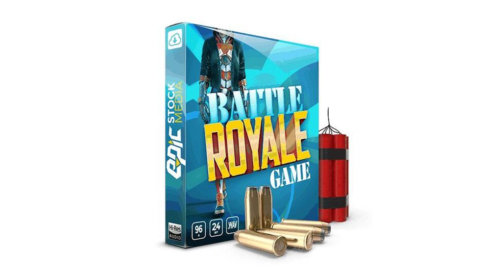 مجموعه افکت صوتی جنگی برای بازی Battle Royale Game