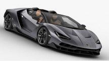 مدل سه بعدی خودرو لامبورگینی Lamborghini Centernario 2017