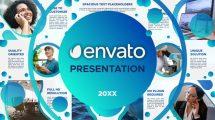 پروژه افترافکت پرزنتیشن Presentation