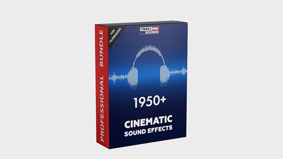 مجموعه افکت صوتی سینمایی Cinematic Sound Effects