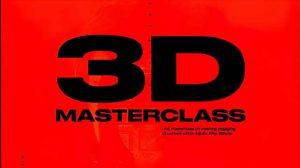 آموزش طراحی سه بعدی در افترافکت 3D Masterclass