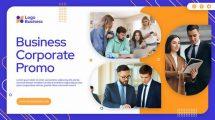 پروژه افترافکت تیزر تبلیغاتی شرکتی Business Corporate Promo