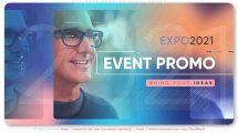 پروژه افترافکت تیزر تبلیغاتی همایش کسب و کار Business Meeting Event Promo