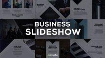 پروژه افترافکت اسلایدهای کسب و کار Business Slides