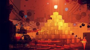 آموزش ساخت یک شهر دیستوپی در سینمافوردی Create a Dystopian City