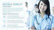 پروژه افترافکت اسلایدشو پزشکی Medical Treatment Slideshow