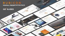 پروژه افترافکت مجموعه پرزنتیشن مینیمال Minimal Presentation Pack