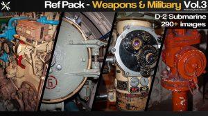 مجموعه تصاویر مرجع نظامی Weapons & Military Vol.3