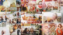 پروژه افترافکت اسلایدشو تابستانی Summer Photo Slideshow