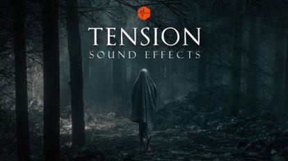 مجموعه افکت صوتی تنش و کشش Digital Tension SFX