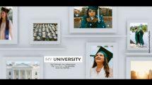 پروژه افترافکت پرزنتیشن دانشگاهی University Presentation